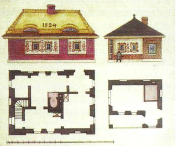 18. Dom i kuźnia kowala, Lwowska Galeria Sztuki. Zamek w Olesku, fot. K. Kopania