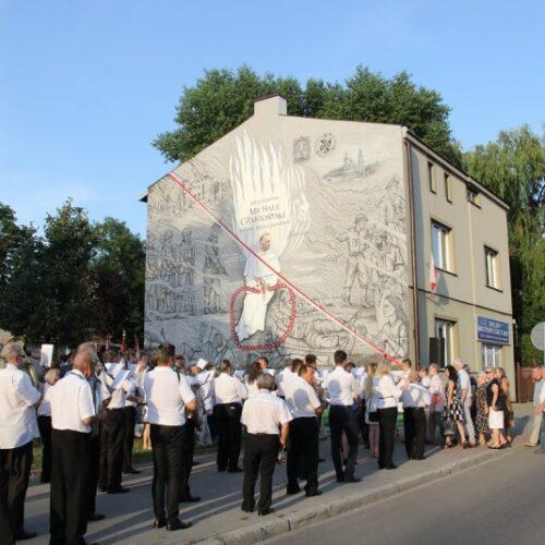 Mural odsłonięcie