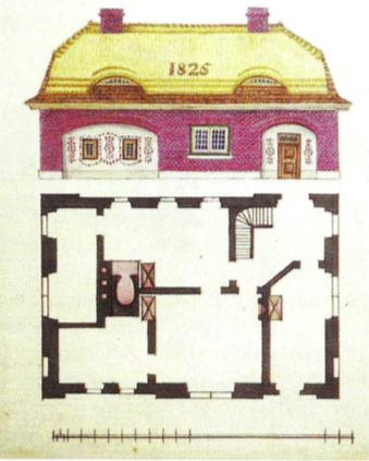 17. Dom stolarza, Lwowska Galeria Sztuki. Zamek w Olesku, fot. K. Kopania