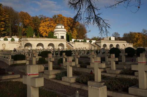 Cmentarz Orląt Lwowskich