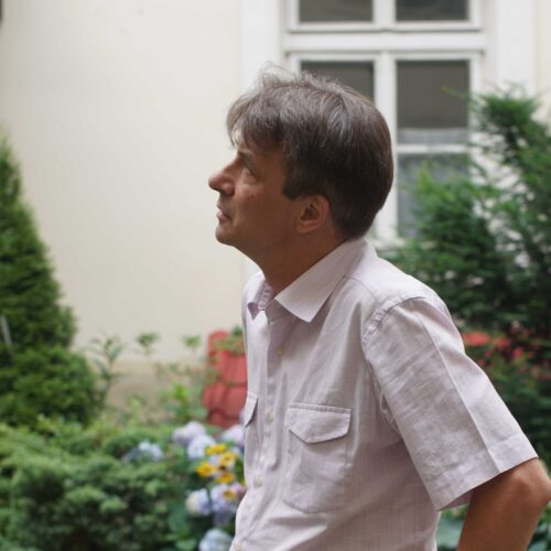 dyrektor Muzeum Przyrodniczego Taras Yanitsky