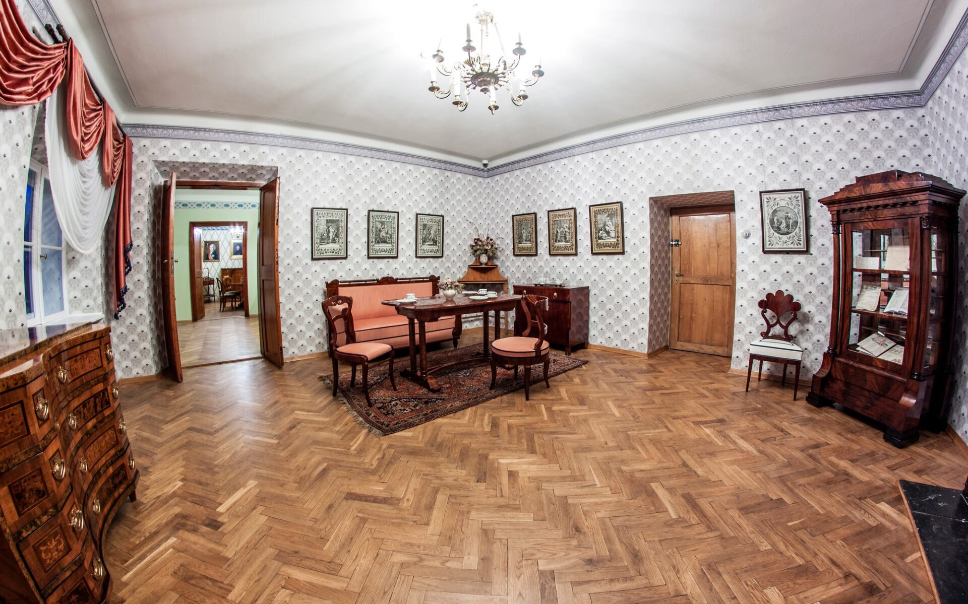 Fot. Muzeum w Jarosławiu Kamienica Orsettich