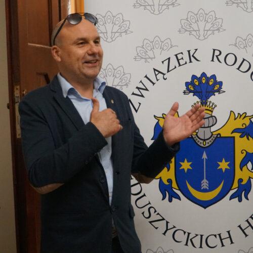 Artur Bieńkowski – autor wystawy